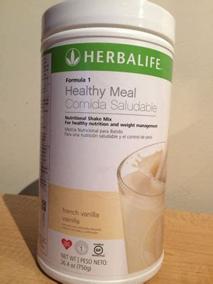 Teh Mix Herbalife herbalife shake review