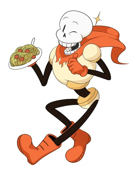 papyrus underswap wikia wikia image papyrus with spagetti png five nights at freddys