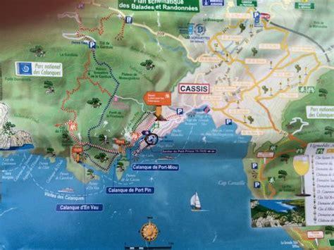 tripadvisor map map picture of calanques cassis tripadvisor