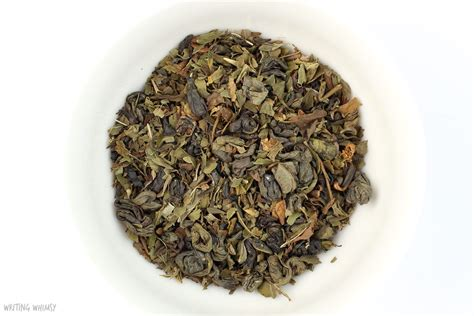 Detox Tea David S Tea Review by Davidstea Buchu Superfruit Moroccan Mint Tea Reviews
