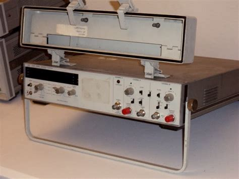 boat anchor equipment hp 5328a counter switchmode power simulation models