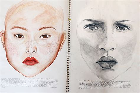 a portrait of the artist as a books 24 creative sketchbook exles to inspire students