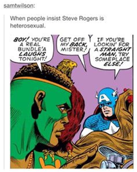 Captain America Kink Meme - my all time favorite thing ever steve rogers is either