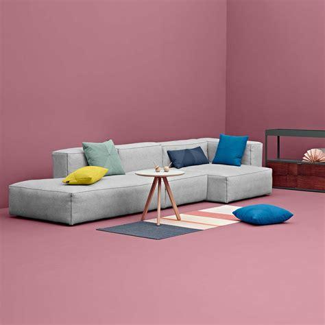 hay mags sofa 2 5 loungesofa mags hay kaufen