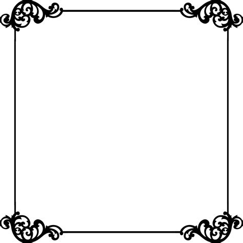 page borders template clipart best