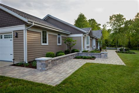 Garden Grafton Wi by Idea Gallery Treetops Landscape Design Outdoor Living