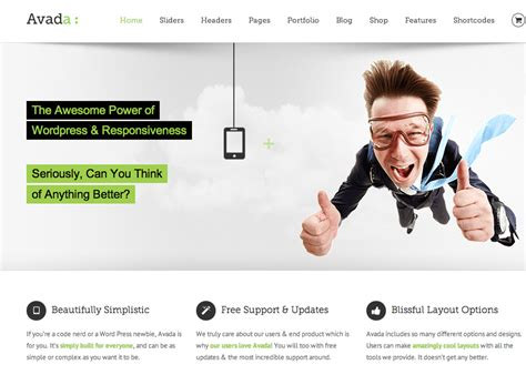 Avada Theme Requirements | avada theme customization how to customize wordpress avada