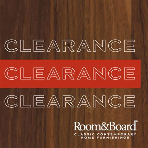 room and board clearance line up for room board s clearance event on december 26 racked dc