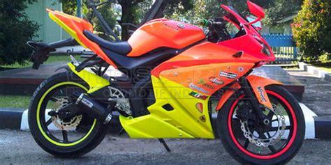 Kaos Motor Yamaha Yzf R1murah til mencolok modifikasi yamaha vixion rasa yzf r150