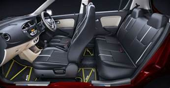 Interior Design Vision Maruti Suzuki Launches Alto K10 Urbano A Ploy To Attract