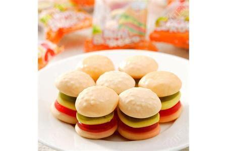 Yupi Cookies yupi gummy mini burger 9g from buy asian food 4u