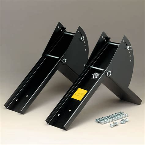 Ultimate Ridge Hook Ladder Securing System