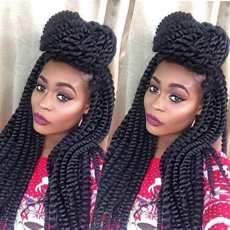 how to style crochet hair 47 beautiful crochet braid hairstyle you never thought of