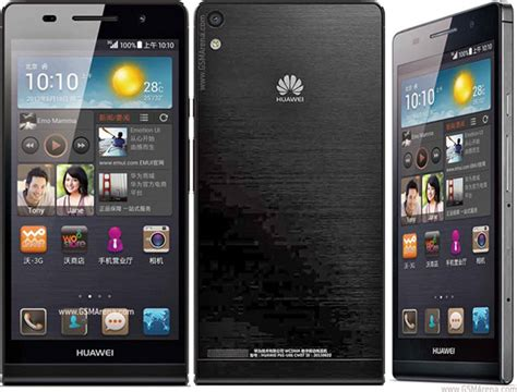 Hp Huawei P6 huawei ascend p6 s pictures official photos