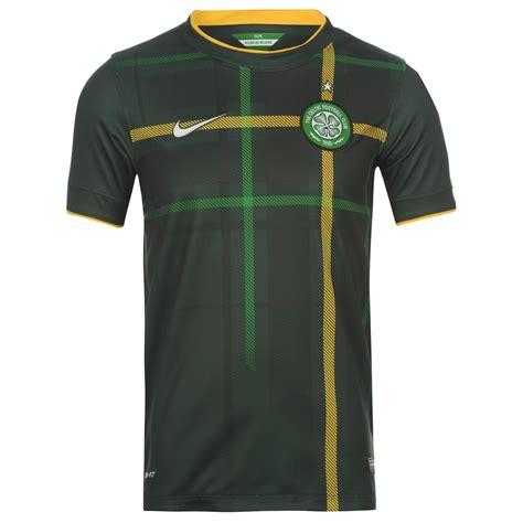 Celtic Away 20142015 nike celtic away jersey 2014 2015 juniors green gold football soccer