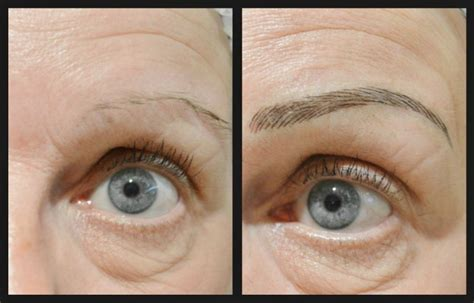 tattoo eyebrows for older women the ultimate guide to tattoo eyebrows what exactly are they