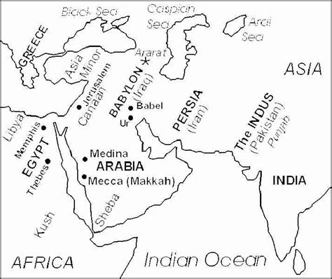 ancient mideast map map ancient middle east holidaymapq