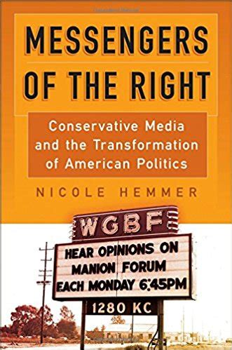 17 Best Images About American Politics In A Nutshell On - book review messengers of the right conservative media