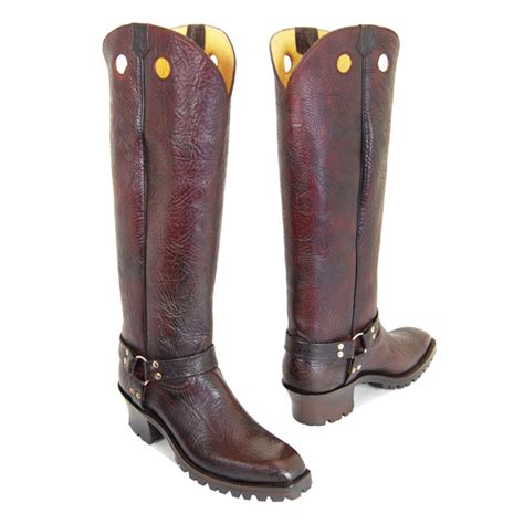 custom motorcycle boots bullhide motorcycle boots caboots custom cowboy boots