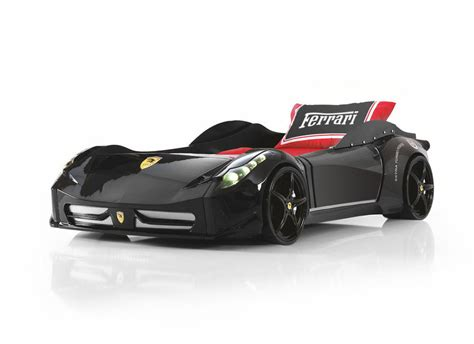 race car beds black ferrari bed c a n kid zone pinterest ferrari f1 car bed and bed furniture