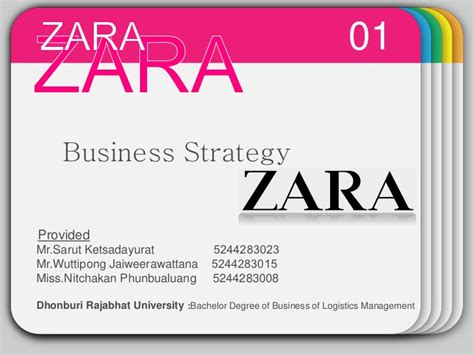zara layout strategy business strategy zara