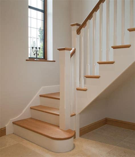 oak stair banister 25 best ideas about oak stairs on pinterest steel
