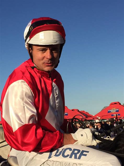 brad stewart weight worries for eight s a party just racing