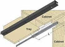 woodworker regular extension drawer slides can hold