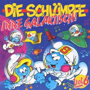 Cd 20 Pop Nostalgia Legendaris Vol 6 die schl 252 mpfe irre galaktisch vol 6 cd album at discogs