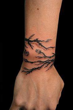 dragon tattoo around wrist wrap around on tattoos and
