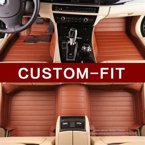 Karpet Set Honda Hrv custom fit car floor mats for honda city crv cr v accord