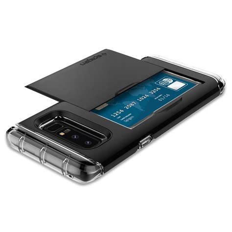 Silikon Note 8 Black Motif Android spigen galaxy note 8 wallet spigen inc