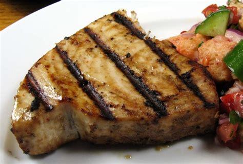 Steak Tuna spicy tuna steak recipe genius kitchen