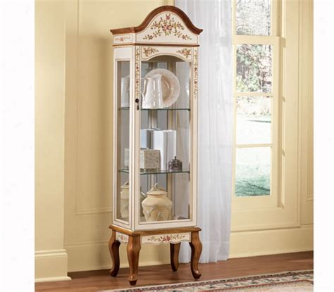 Painted Curio Cabinets by Picture Of Painted Curio Cabinet Images Nation Dot