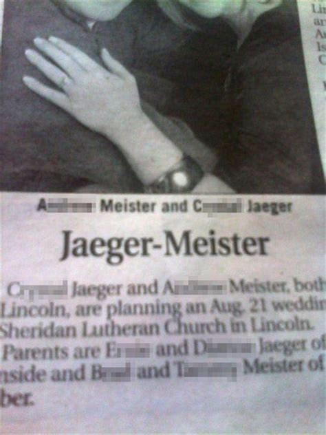 Wedding Announcement Name Fails by 55 Best Images About Wedding Announcement Funnies On