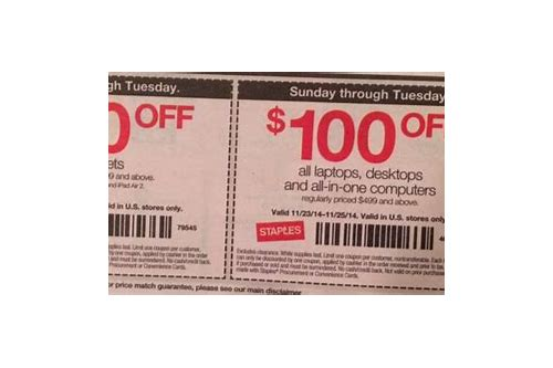 staples coupons 50 off 100