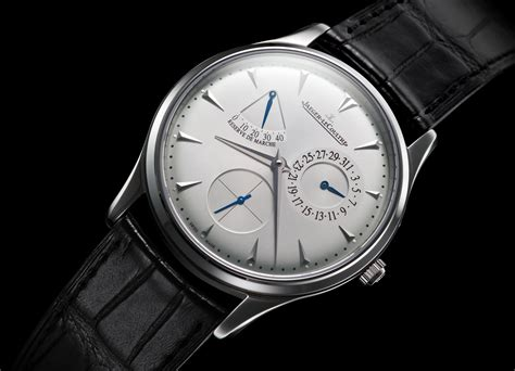 Jeager Lecoultre Master Ultra Thin Reserve De Marche friday wind 18th september 2015 time and tide watches
