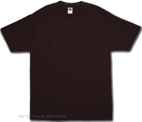 Tshirt Choco Solid wholesale plain t shirt alstyle apparel activewear aaa chocolate brown 12 pcs