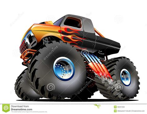 monster truck cartoon videos cartoon monster truck clipart panda free clipart images