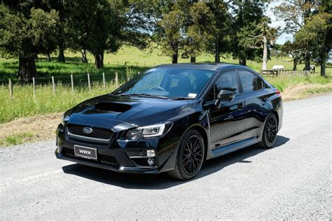 subaru black wrx limited 25th anniversary black edition subaru wrxs