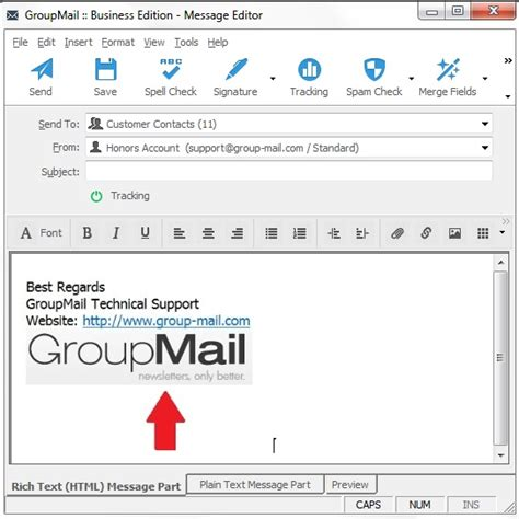 email format needs fixing how to add a signature to an email