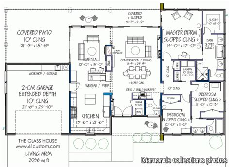modern home layouts unique modern house plans modern house floor plans free