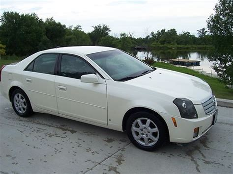 electric and cars manual 2007 cadillac cts security system buy used 2007 cadillac cts sedan 4 door 2 8l in columbia missouri united states