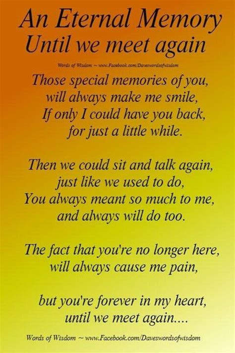Letter Closing Until We Meet Again For Thinking Of You In Memory My Best Friends And Aches