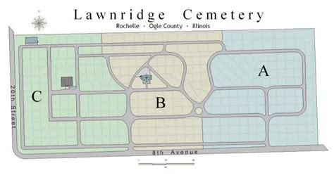 Illinois Records Index Lawnridge Cemetery Rochelle Illinois Burial Records