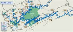 map with lakes map of tennesee lakes and rivers tennessee wildlife
