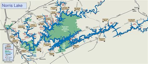 map of tennesee lakes and rivers tennessee wildlife