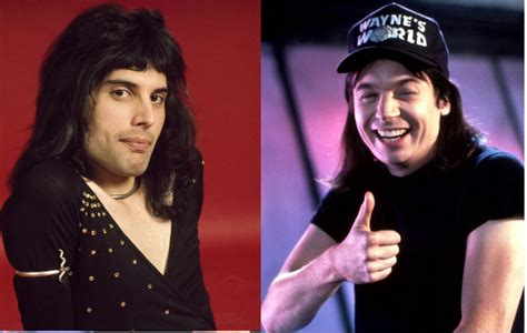 mike myers bohemian rhapsody ray foster mike myers references wayne s world during his bohemian