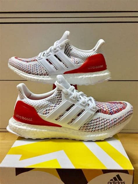 Adidas Boost 1 0 Original adidas ultra boost 1 0 pk multicolor white bb3911 6 5