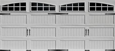 16 X 7 Insulated Garage Door by Ideal Door 174 16 Ft X 7 Ft 4 White Arch Lite Pnl